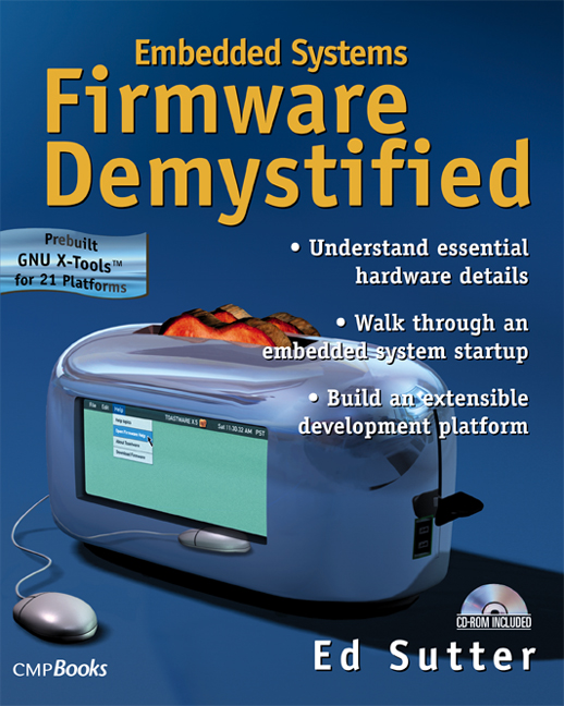 Embedded System's Firmware Demystified